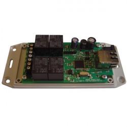 CARTELECTRONIC - Interface de commande volet 24V (Type Velux) par Ethernet