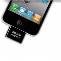 EBODE Transmetteur FM pour iPhone/iPod/iPad