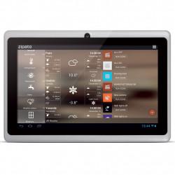 ZIPATO Tablette tactile 7'' avec support de recharge mural