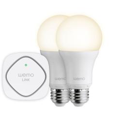 BELKIN - Pack de démarrage WeMo LED Smart Light