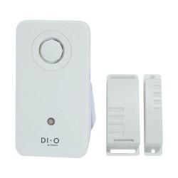 DiO - Kit Carillon sans fil + détecteur d'ouverture