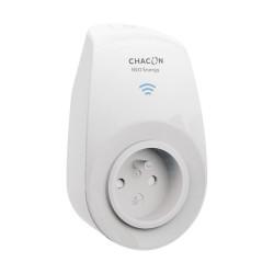 CHACON - Prise Wi-Fi NEO Power (avec compteur de consommation)