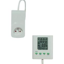 CHACON - Compteur de consommation avec écran déporté ecoWatt 650