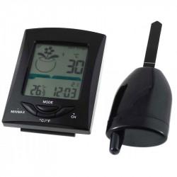 IMAGINTRONIX - Thermomètre numérique et sonde de surveillance du sol