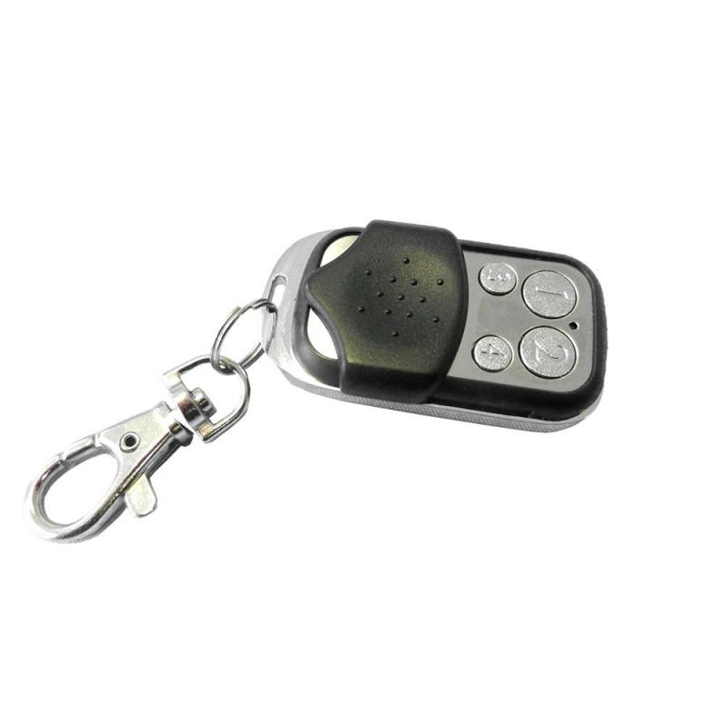 POPP - Télécommande porte-clés KEYFOB-C 4 boutons Z-Wave+