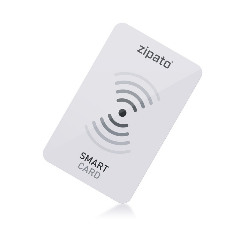 ZIPATO - RFID Card Tag White