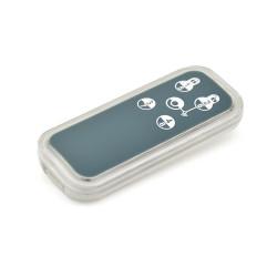 ZIPATO - Télécommande 5 boutons Z-Wave+