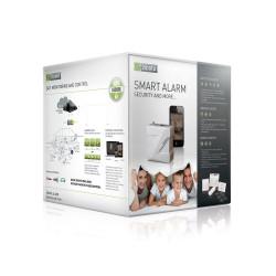 ZIPATO - Pack de démarrage sécurité Smart Alarm