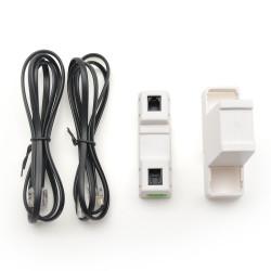 SECURE Sonde de température pour tuyau/réservoir avec 1m de câble