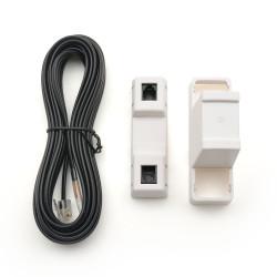 SECURE Sonde de température pour tuyau/réservoir avec 4m de câble