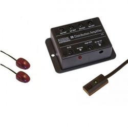 KEENE ELECTRONICS Répartiteur Infrarouge amplifié + récepteur en faca
