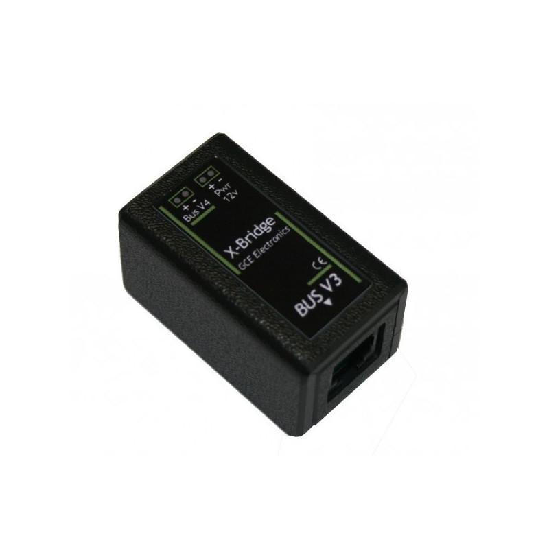 GCE ELECTRONICS - X-Bridge for IPX800 V4
