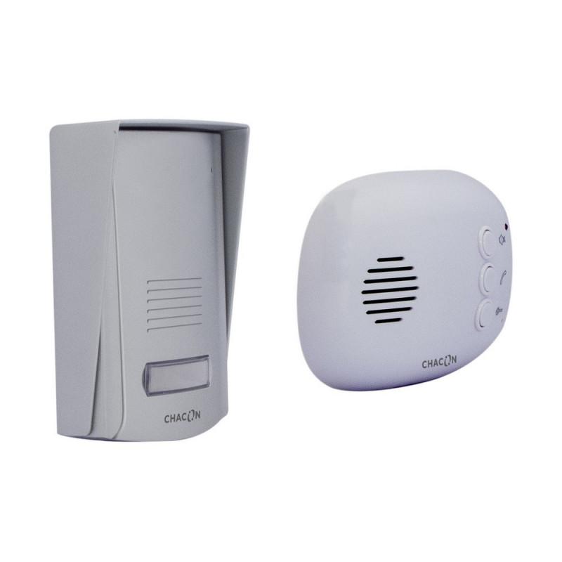 CHACON - Portier audio filaire (2 fils/mains libres)