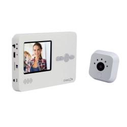 CHACON - Judas digital avec écran LCD 2.8 P