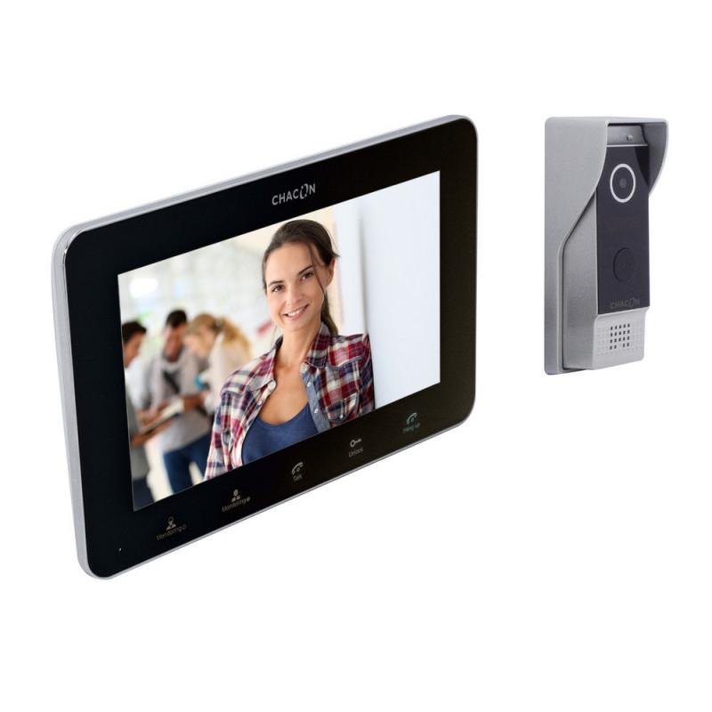 CHACON - Videophone IP avec écran noir