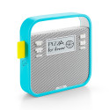 INVOXIA - Coque de protection bleue pour Triby