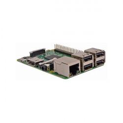 RASPBERRY - Ordinateur monocarte Raspberry Pi 3 Modèle B (WiFi et Bluetooth)