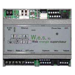 CARTELECTRONIC - Serveur (ecocompteur) W.E.S. V2
