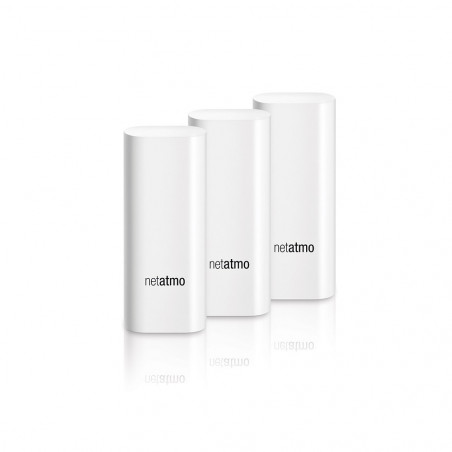 NETATMO - Pack de 3 Tags pour caméra Welcome