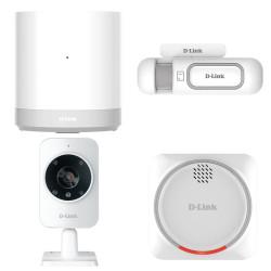 D-LINK - Smart Home Security Kit (Wifi et Z-Wave)