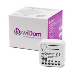 WIDOM - Micromodule Z-Wave+ commutateur avec mesure d'énergie