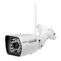 ZIPATO - Caméra IP HD extérieur avec vision nocturne