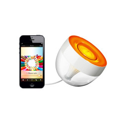 PHILIPS - Lampe à poser Philips Hue Iris Clear