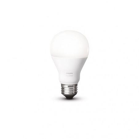 PHILIPS - Ampoule Philips Hue White 9.5W E27