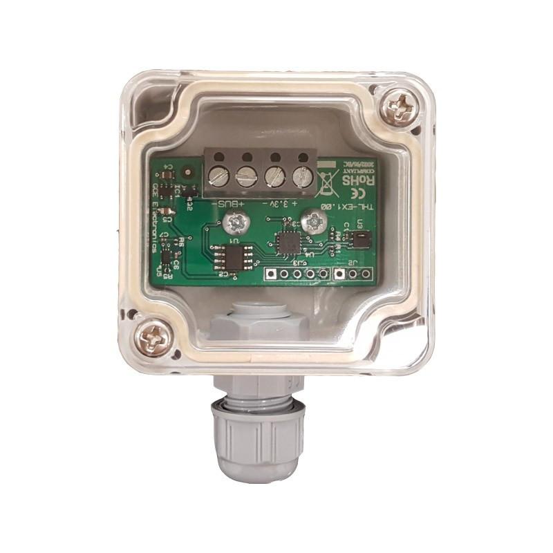 GCE ELECTRONICS - Outdoor Temperature, Humidity, Luminosity Sensor