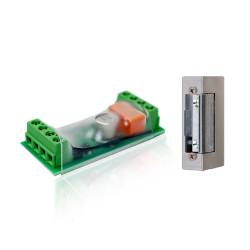 POPP - Module de contrôle d'ouverture de porte Z-Wave+, gâche incluse