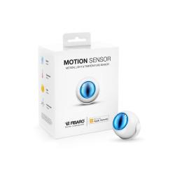 FIBARO - Détecteur de mouvement multifonctions Bluetooth Fibaro Motion Sensor compatible Apple HomeKit