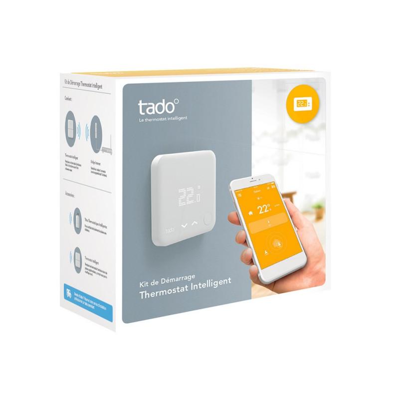 tado° Thermostat Intelligent - Kit de Démarrage V3