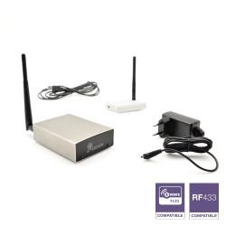 JEEDOM - Contrôleur domotique Jeedom Smart Z-Wave+ et interface RFXCOM