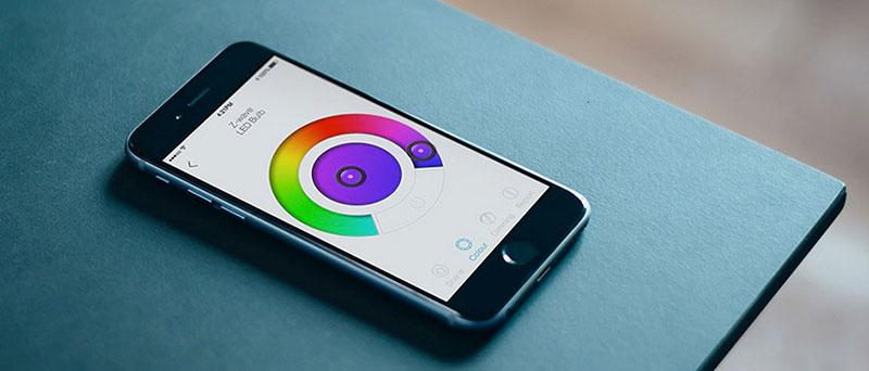 Aeotec LED Bulb - App