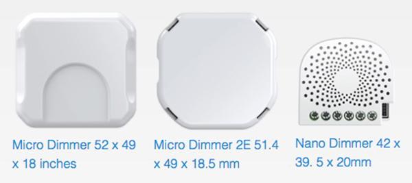 Nano Dimmer Aeotec ZW111