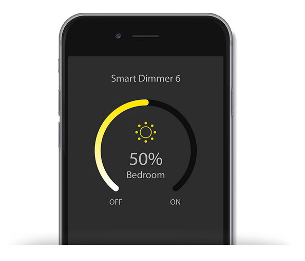 Smart Dimmer 6 - Dimming