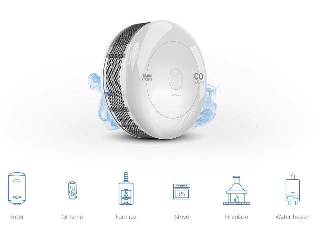 Fibaro CO Sensor FGCD-001