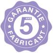 Garantie 5ans constructeur