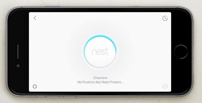 Nest Protect - Sécurité