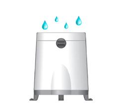 Qubino czujnika deszczu