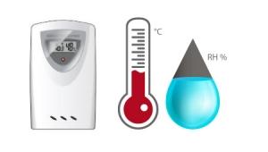 Qubino Thermo-Hygro Device