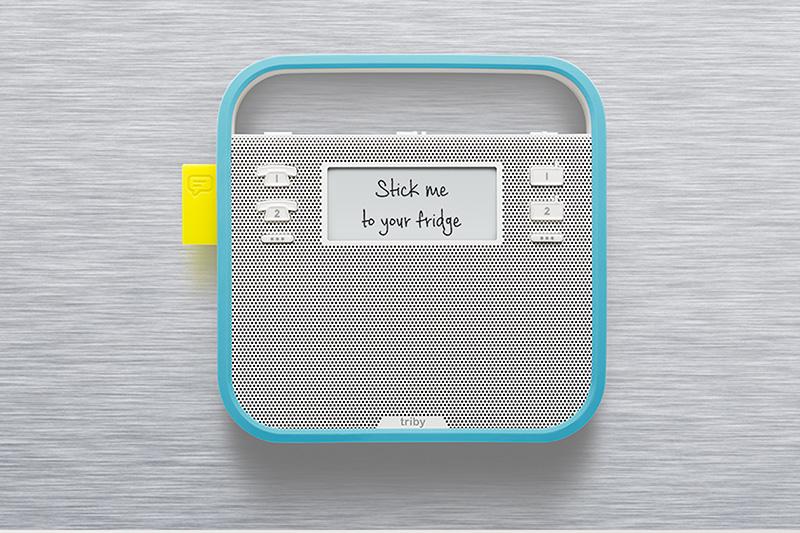 Triby-speaker-fridge